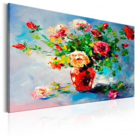 Tableau peint à la main  Beautiful Roses