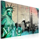 Tableau - NYC collage