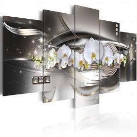 Tableau - Steel orchids