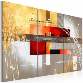 Tableau - Four Seasons