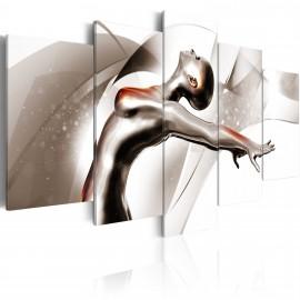 Tableau - Gold dance: She