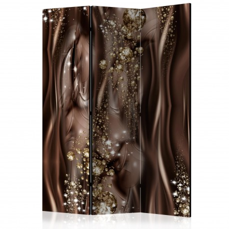 Paravent 3 volets  Chocolate River [Room Dividers]