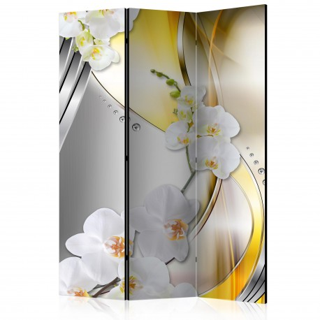 Paravent 3 volets  Yellow Journey [Room Dividers]