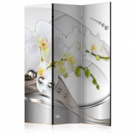 Paravent 3 volets  Pearl Dance of Orchids [Room Dividers]