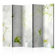 Paravent 5 volets  Jasmine II [Room Dividers]
