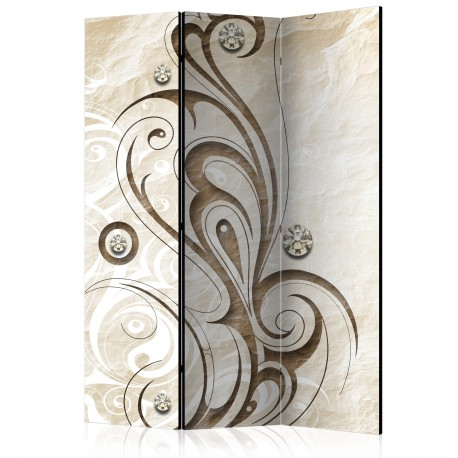 Paravent 3 volets  Stone Butterfly [Room Dividers]
