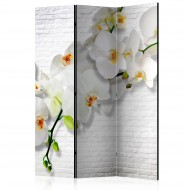 Paravent 3 volets  The Urban Orchid [Room Dividers]