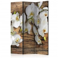 Paravent 3 volets  Forest Orchid [Room Dividers]