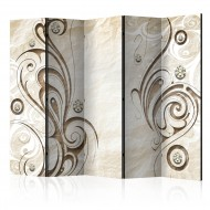 Paravent 5 volets  Stone Butterfly II [Room Dividers]