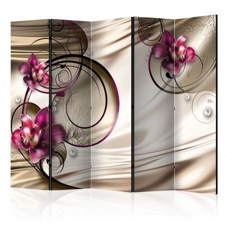 Paravent 5 volets  Sweetness of Elation II [Room Dividers]