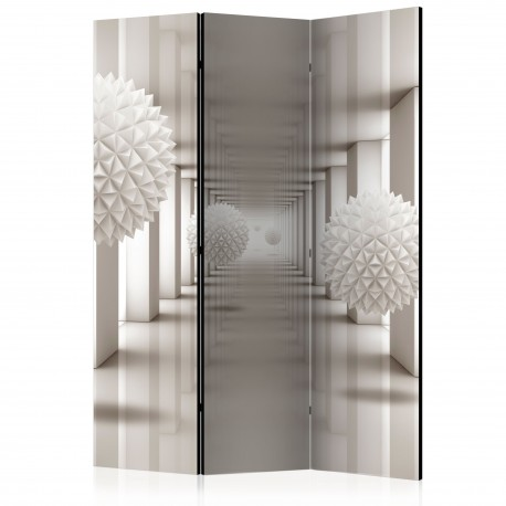 Paravent 3 volets  Gateway to the Future [Room Dividers]