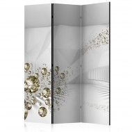 Paravent 3 volets  Diamond Corridor [Room Dividers]