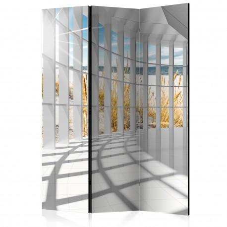 Paravent 3 volets  Seaside Bastion [Room Dividers]