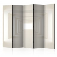 Paravent 5 volets  Into the Light II [Room Dividers]