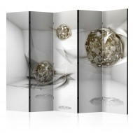 Paravent 5 volets  Abstract Diamonds II [Room Dividers]