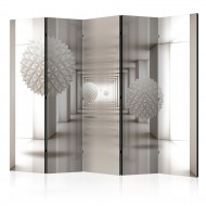 Paravent 5 volets  Gateway to the Future II [Room Dividers]