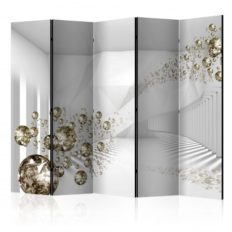 Paravent 5 volets  Diamond Corridor II [Room Dividers]