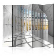 Paravent 5 volets  Seaside Bastion II [Room Dividers]