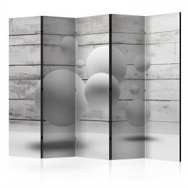 Paravent 5 volets - Balls II [Room Dividers]