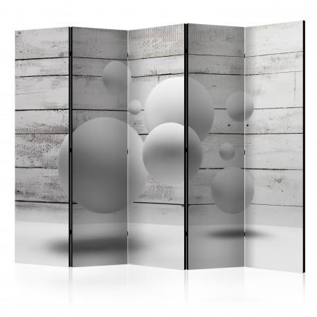 Paravent 5 volets  Balls II [Room Dividers]
