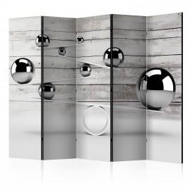 Paravent 5 volets - Balance II [Room Dividers]