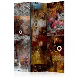 Paravent 3 volets - Painted Abstraction [Room Dividers]