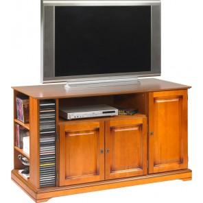Meuble tv merisier massif merisier massif trouvez - Meuble tv grande hauteur ...