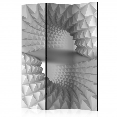 Paravent 3 volets  Structural Tunnel [Room Dividers]