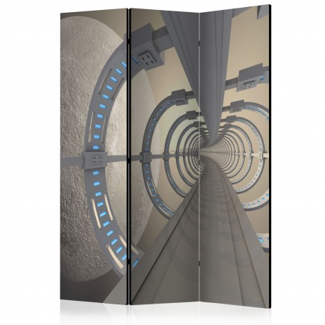Paravent 3 volets  Cosmic Tunnel [Room Dividers]
