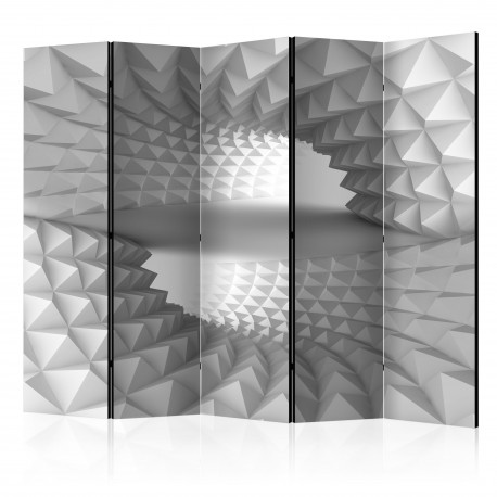 Paravent 5 volets  Structural Tunnel II [Room Dividers]