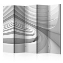 Paravent 5 volets - Geometric Tunnel II [Room Dividers]