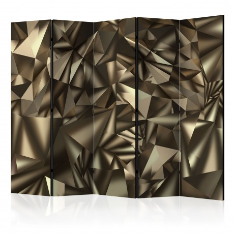 Paravent 5 volets  Abstract Symmetry II [Room Dividers]