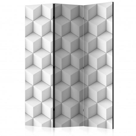 Paravent 3 volets  Room divider – Cube I