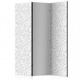 Paravent 3 volets - Room divider – Floral pattern I
