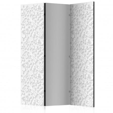 Paravent 3 volets  Room divider – Floral pattern I