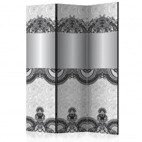 Paravent 3 volets  Room divider  Abstract pattern I