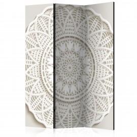 Paravent 3 volets - Mandala 3D [Room Dividers]