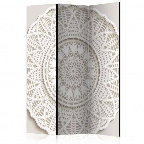 Paravent 3 volets  Mandala 3D [Room Dividers]