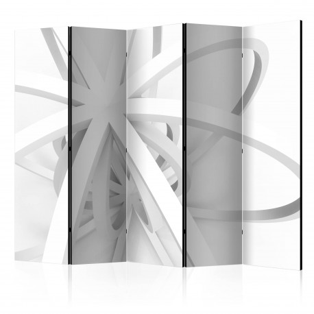 Paravent 5 volets  Room divider – Openwork form II