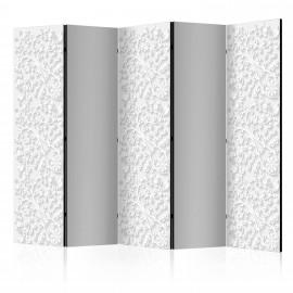 Paravent 5 volets - Room divider – Floral pattern II