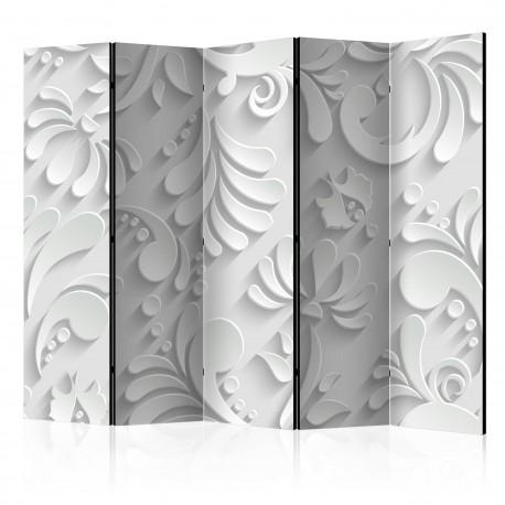 Paravent 5 volets  Room divider – Plan motif II