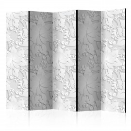 Paravent 5 volets - Room divider – Flowers
