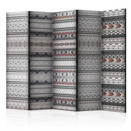 Paravent 5 volets  Ethnic Design II [Room Dividers]