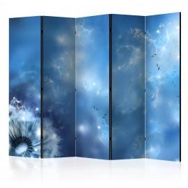 Paravent 5 volets - Magic of Nature II [Room Dividers]