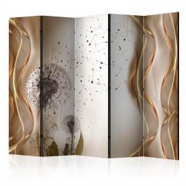 Paravent 5 volets - Fleeting Moments II [Room Dividers]