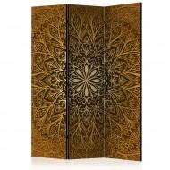 Paravent 3 volets  Sacred Circle [Room Dividers]
