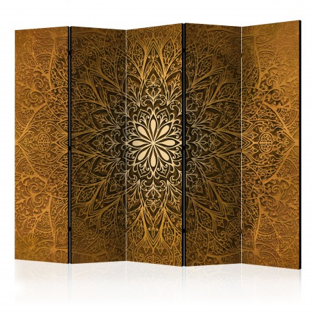 Paravent 5 volets  Sacred Circle II [Room Dividers]