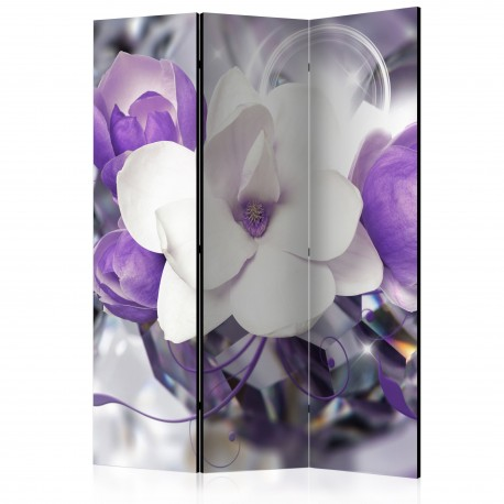 Paravent 3 volets  Purple Empress [Room Dividers]