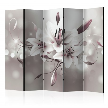 Paravent 5 volets  Favourite of Kings II [Room Dividers]