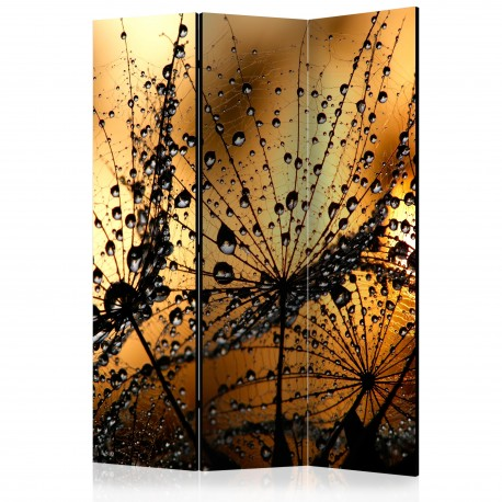Paravent 3 volets  Dandelions in the Rain [Room Dividers]